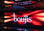 State of the art media wall for promotions by boujis