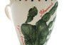 Handprint Christmas Mug by My Happy Sunflower