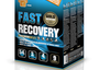 Fast Recovery: Post Workout Recovery Formula  by Goldnutrition