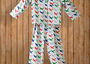 Gentle George Long pyjama set for boys by Sam's Jams