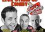 Jonny Awsum, John Lenahan, and Tim Clark by The Punchline Comedy Club