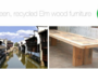 Very nice article in Playtimes - Go Green, Recycled Elm Furniture.  Check out at http://www.faceb...