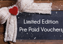Perfect for holiday gifts! Available in values of $388, $588 and $788, valid until Feb 28, 2015. ...