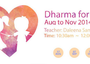 Dharma for Kids with Daleena Samara, Sunday Sept 7, Oct 19, Nov 2. Call 2507 2237 or email info@m...