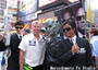 Alien and characters Make up and props makingfor film : MIB3 Promotion Event in Hong Kong 2012