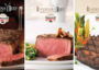 A new batch of pre-portioned Chilled Australian Riverina Premium Black Angus beef steaks have arr...