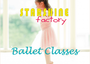 We incorporate a basic foundation of ballet techniques with fun exercises and activities in our B...
