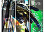 "NEW!!  ""World Triptych"" Collection- ""Uffizi Piazza#1"" Mixed Media Fine Art Canvas Prints."