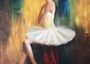 This is a painting by our ballet student Cristiana Papadopoulos.