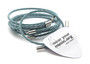 Totally Teal Guitar String Bracelet - Want a fun fresh way to rock out? http://goo.gl/LmtlnC