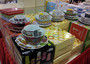 Cups or dining wares with colorful ceramic glaze contain toxic heavy metals.  A Hair Mineral Test...