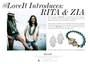 Boho-luxe jewellery brand, Rita & Zia, is now available at LoveIt!