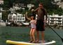 Stand Up Paddle board lessons and demo's in Clearwater Bay...