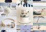 Monthly Inspiration Board - 'Chic Nautical Beach Wedding' http://www.kiahweddings.com/2013/05/10/...