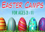 Easter Camps for ages 2-11