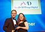 Our launch event, AsiaD: All Things Digital was awarded 'Best New Geographical Launch' at the 201...