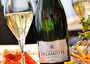 Sample the distinguished and delectable Champagne Delamotte on July 24th http://goo.gl/TxQ18V