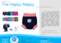 For peace of mind in the pool or at the beach, pack a Happy Nappy! http://goo.gl/TZKNUY