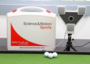 Sam Putt Lab = Ultra Sound Putting Device Analysing 28 Perameters of your Putting Stroke...Come l...