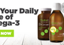 Get your daily dose of Omega-3's! Shop now http://goo.gl/GS5xEs