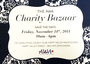 Join us on November 14th at the AWA Charity Bazaar! We'll be hosting a fashion showcase with vint...