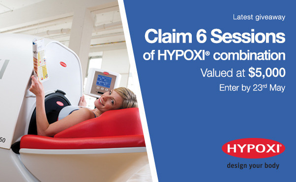 Hypoxi Giveaway