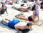 Sukigi Swim Beach Yoga