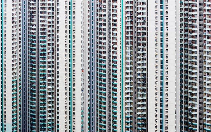 Space Jam Hong Kong S Chaotic Beauty