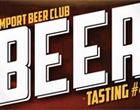 Import Beer Club Tasting